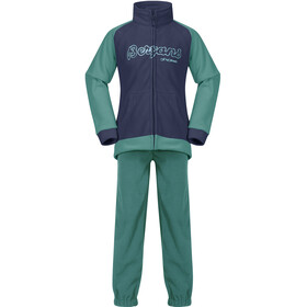 Bergans Smådøl Set Kids green lake/navy